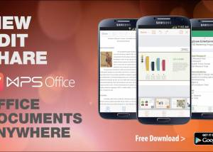 Full WPS Office + PDF for Android screenshot